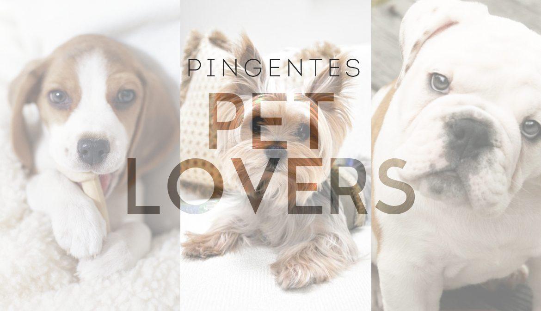 PET LOVERS – Um amor em joias.