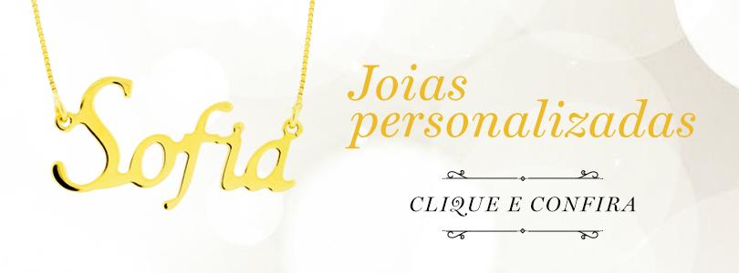 cta para a loja - joias personalizadas