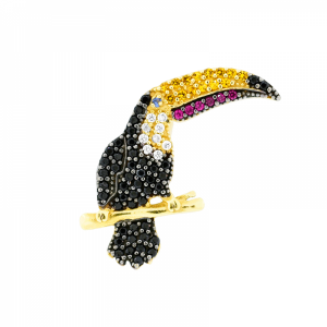 pingente-tucano-de-ouro-com-pedras-zirconias-coloridas-18k-micheletti-joias