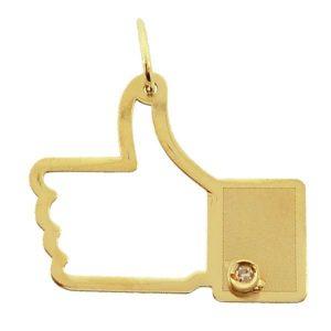 joias personalizadas em ouro