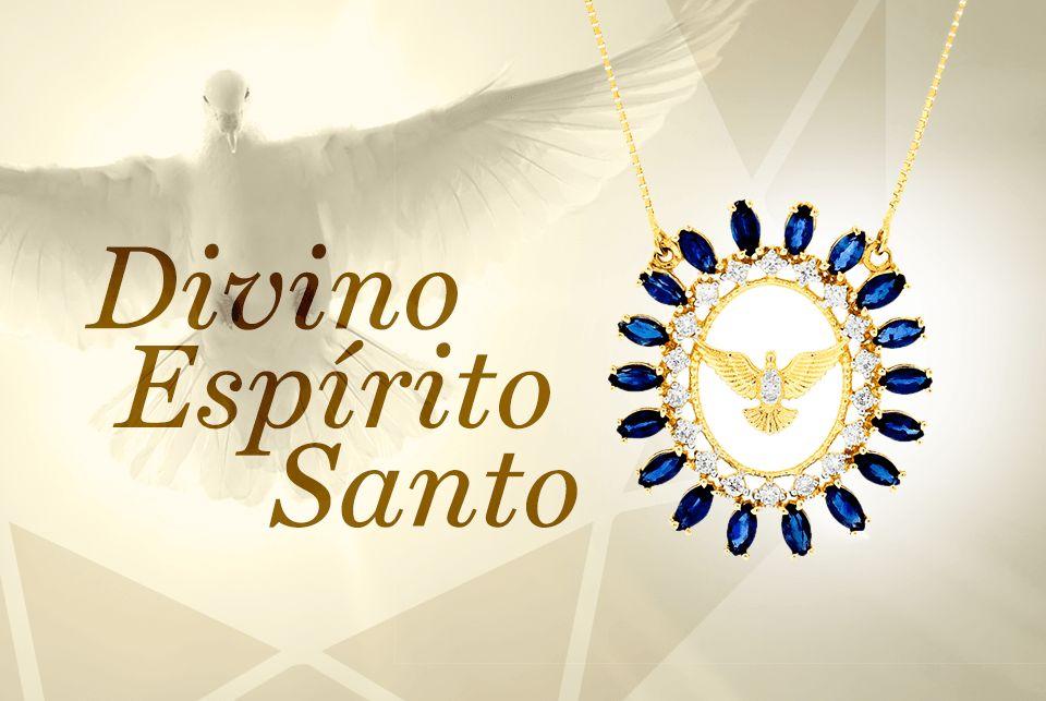 Guia de joias religiosas: Divino Espírito Santo