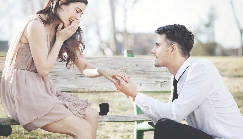 Anel de noivado – Pedido de casamento