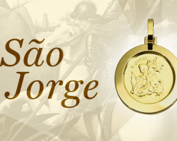 Guia de joias religiosas: São Jorge