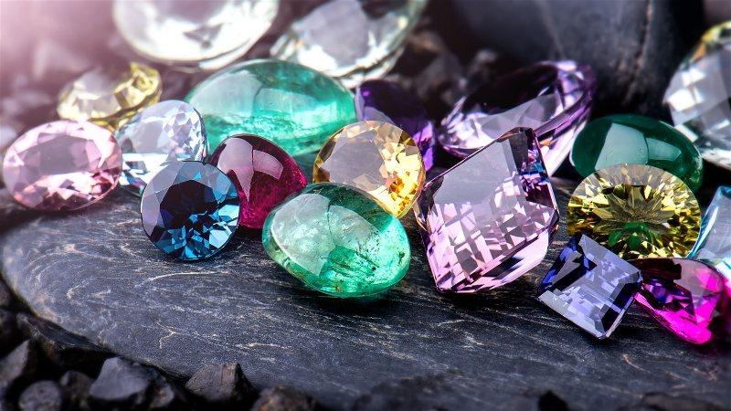 Pedras preciosas: nomes, características e significados!